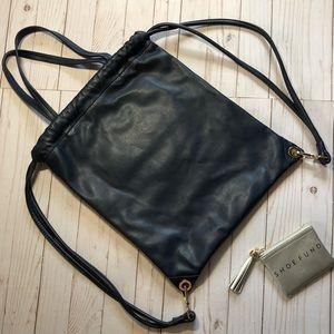 ZARA TRAFALUC drawstring Backpack